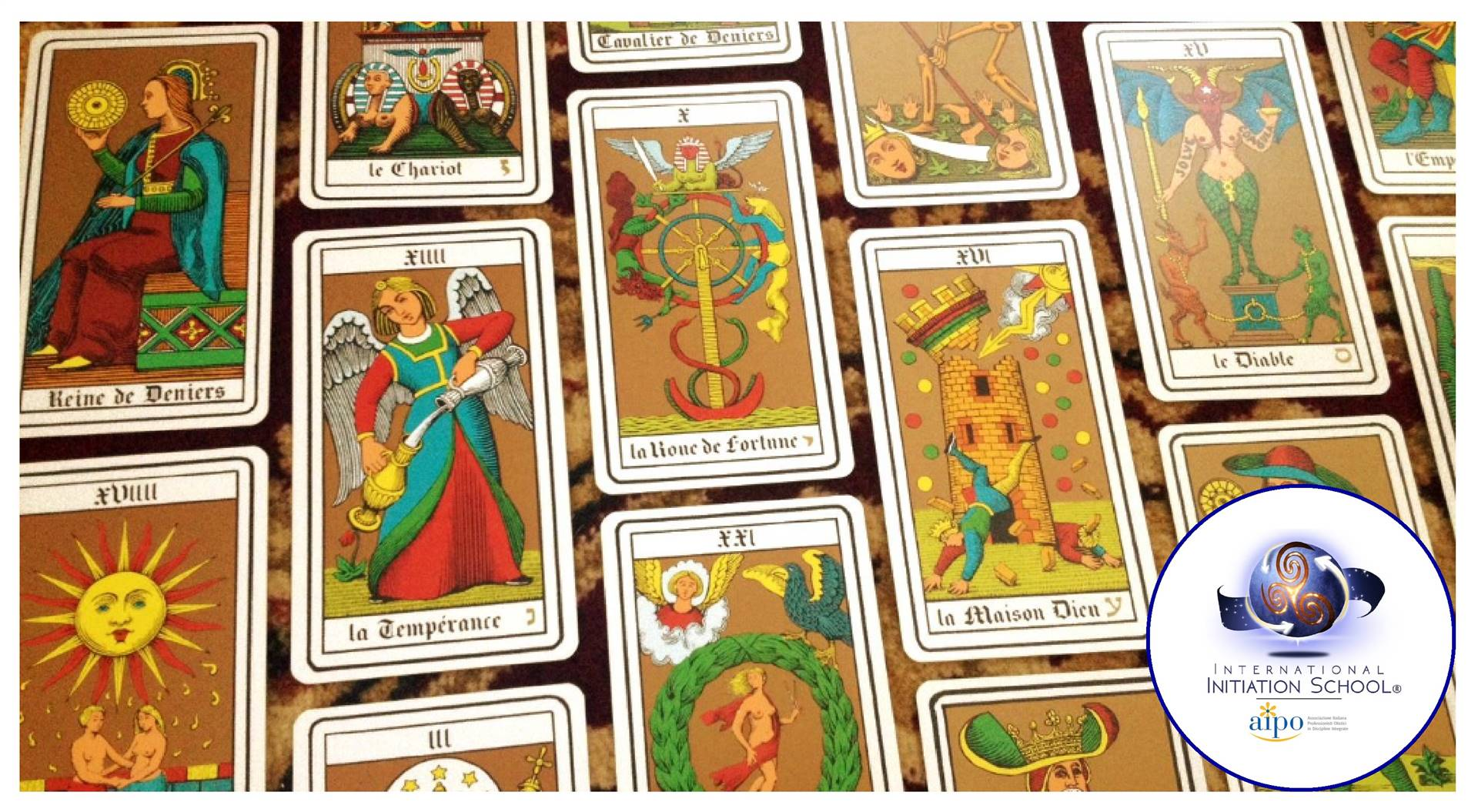 The Initiatic Journey through the Esoteric Tarot - Part 1